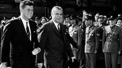 La relation très tendue entre John F. Kennedy et John Diefenbaker