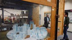 Un laboratoire pour étudier les corridors de vent à Montréal