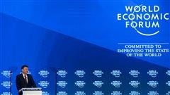 Davos : le président chinois à la défense du libre-échange
