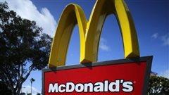 Allergies aux noix : changement de menu chez McDonald's