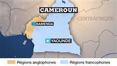 La minorité anglophone du Cameroun