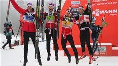 Le skieur yukonnais Knute Johnsgaard aux prochains Jeux Olympiques