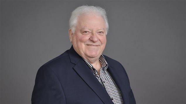 Serge Lévesque, président d'honneur du 13e Relais pour la vie de Sept-îles et de la Minganie