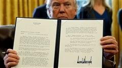 Trump à la Maison-Blanche : quel futur pour les ententes commerciales avec le Canada?
