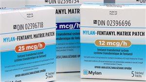 Au Québec, les prescriptions d'opioïdes ont bondi de 29%, entre 2011 et 2015