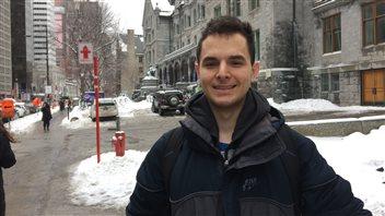 Un Montréalais champion du monde de chinois langue seconde