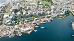 Le projet Dockside Grenn reprend vie