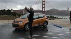 La techno avec Carl-Edwin Michel:la Chevrolet Bolt au banc d'essai
