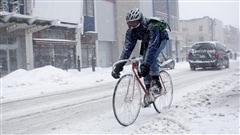120 secondes pour... le vélo d'hiver