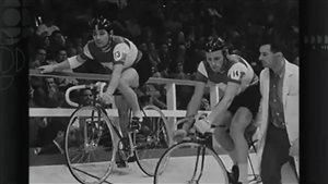 Quand le vélo était plus populaire que le hockey