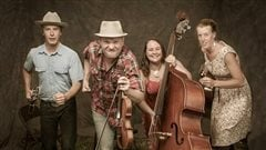 Nadine Landry et le Foghorn String Band