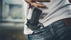 Davantage d'armes en circulation au Canada