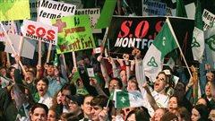 La bataille des Franco-Ontariens pour sauver l'Hôpital Montfort