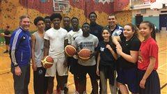 Le basketball comme levier pour la réussite scolaire