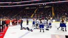 Hockey : le parcours étincelant de l'Équipe Québec Féminin