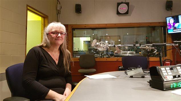 Isabelle Fortin, directrice et fondatrice du Centre d'aide aux victimes d'actes criminels (CAVACS)