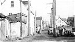 La ruelle Hogan's Alley pour souligner la communauté noire