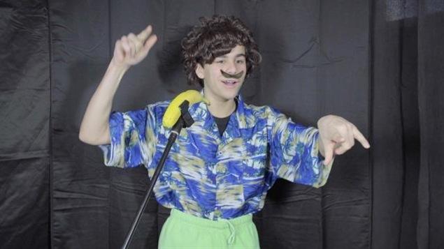 <p>Thomas organise un spectacle-bénéfice pour sauver la truite myope à gros nez</p>
