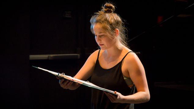 Lili Beaudoin tient le rôle de Gracie à l'ATP