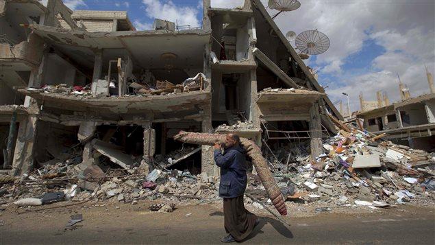 L'armée syrienne annonce la reprise de Palmyre à Daech