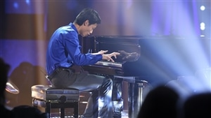 Le pianiste Zhan Hong Xiao interprète Fantaisie, op. 28 de Felix Mendelssohn.