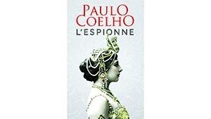 La couverture du livre L'espionne de Paulo Coelho