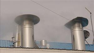 Les érablières produisent beaucoup de gaz à effet de serre.
