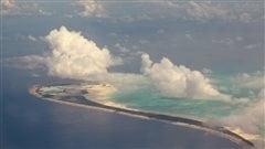 Quand la mer grignote de plus en plus le territoire : le cas de l'archipel Kiribati