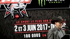 Patrice Drouin annonce la tenue de l'événement au mois de juin.
