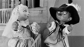 65 ans de marionnettes à Radio-Canada