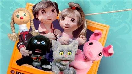 Entrez dans l'imaginaire des marionnettes de Radio-Canada!