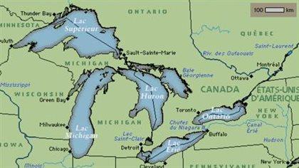 L'importance des Grands Lacs