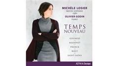 Michèle Losier lance un album à la hauteur de son talent