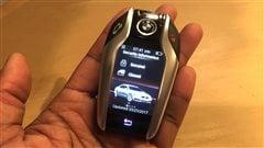 La techno avec Carl-Edwin Michel:la BMW 750Li au banc d'essai