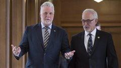 Le Québec, une économie en santé