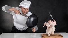Le manque de talent en cuisine, un mensonge, selon Lesley Chesterman