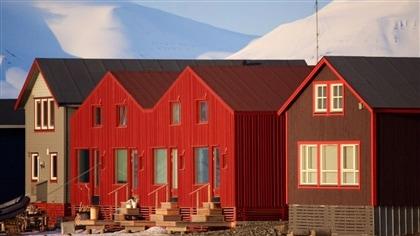 Des photos du tournage sur les semences en Norvège et en Saskatchewan