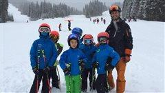 Le ski de compétion et les jeunes