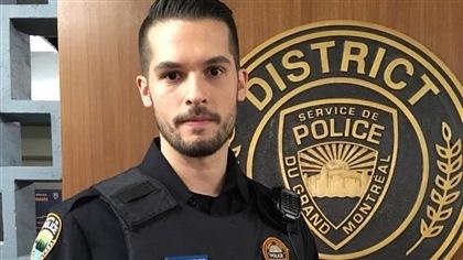 Entrevue avec un vrai policier