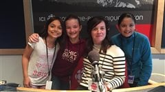 Genius Junkies: Le projet de jeunes scientifiques francophones