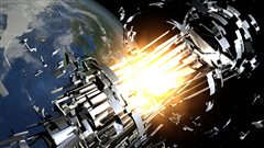 Débris spatiaux en orbite : un défi pour les agences spatiales du monde