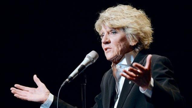 L'humoriste Clémence DesRochers