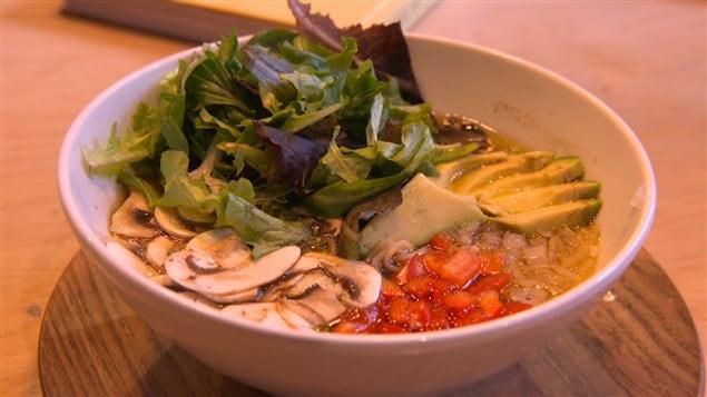 <p>La soupe ramen : un bol ...de Japon!</p>