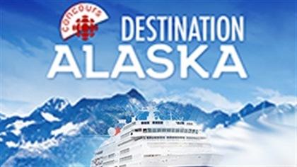 À gagner : une croisière pour deux personnes en Alaska