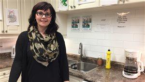 Maxine Gareau est la gérante de Percy Place, à North Bay.