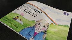 Lancement du livre Le trésor de Lucie