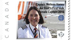 Melissa Haney, première femme inuit pilote et capitaine chez Air Inuit