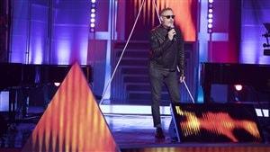 Photos de l'émission du 14 octobre (Michel Tremblay)