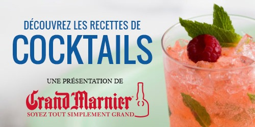 Recette Grand Marnier