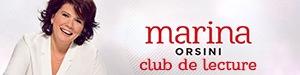 Marina Orsini : le club de lecture